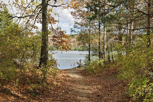 Lake Aeroflex – Kittatinny Valley State Park, Andover, New Jersey