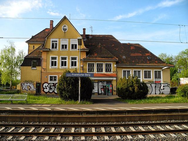 Bahnhof Frankfurter Berg (Bonames)