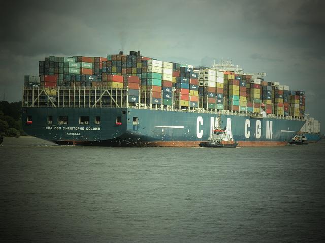 CMA CGM Christophe Colomb