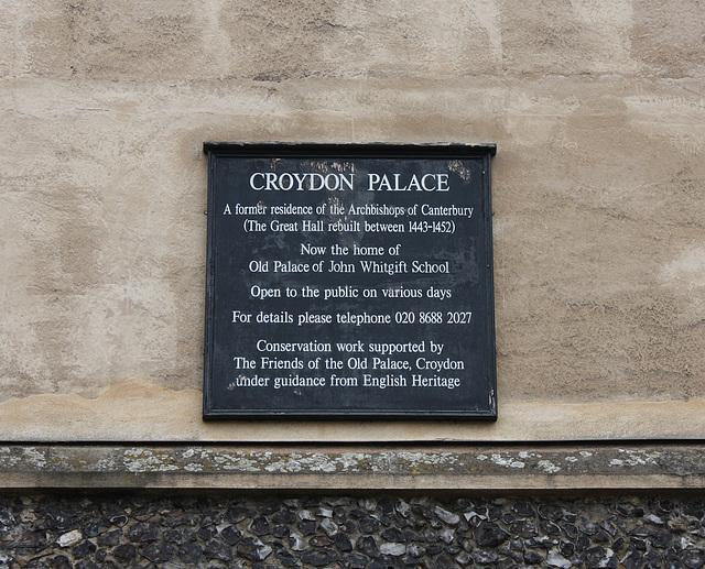 Croydon Palace
