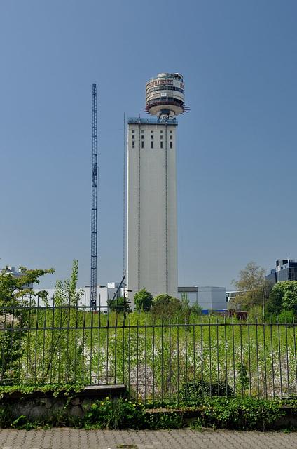Henninger Turm Abriss