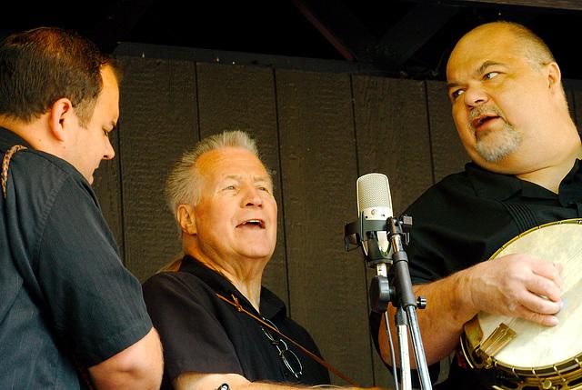 Trio: Steve Harper, Wendy Smith, Mitch Manns