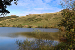 Lac du Guéry , dans le Massif du Sancy en Auvergne