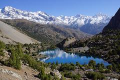 Alaudin Lakes