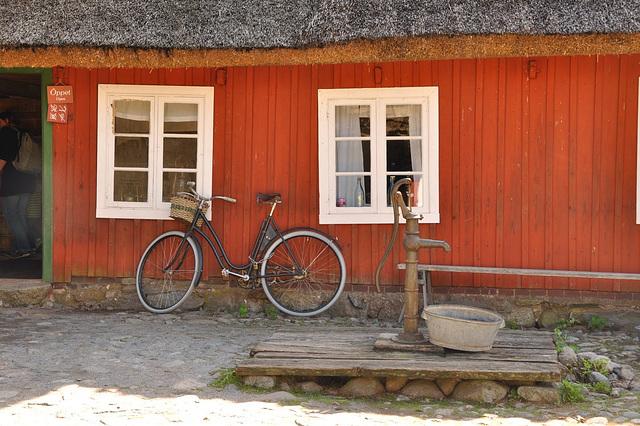 Skansen, SKÅNE FARMSTEAD