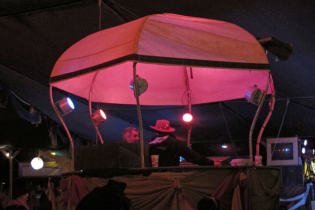 Audio Controls In Center Camp (0452)