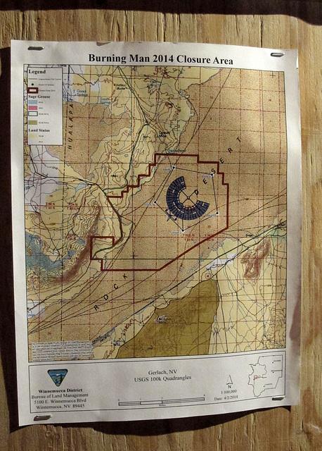 BLM Map at Playa Info (0479)