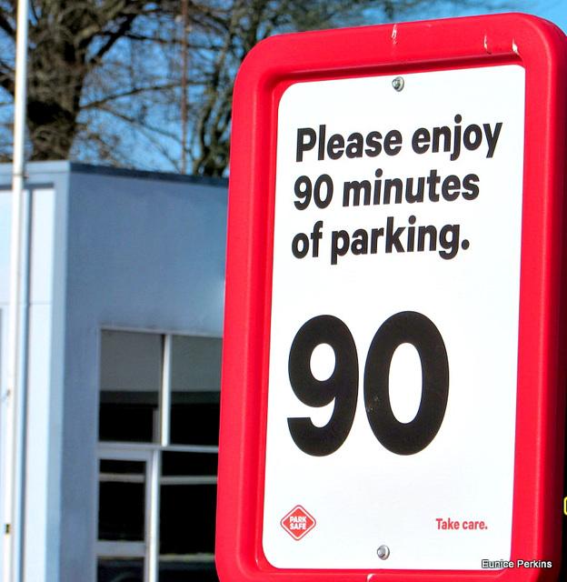 Enjoy Parking.