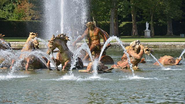 Versailles-bassin d'Apollon