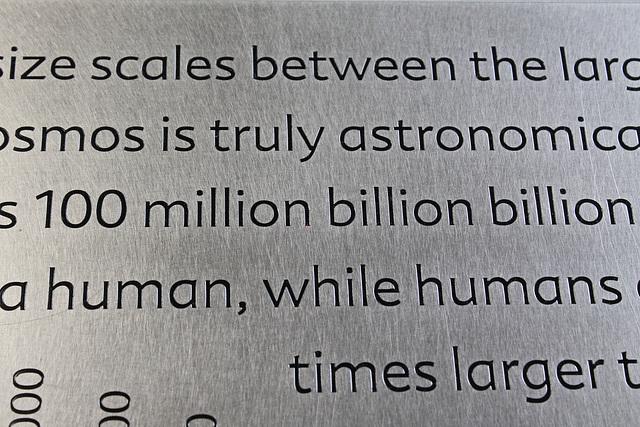 100 million billion billion