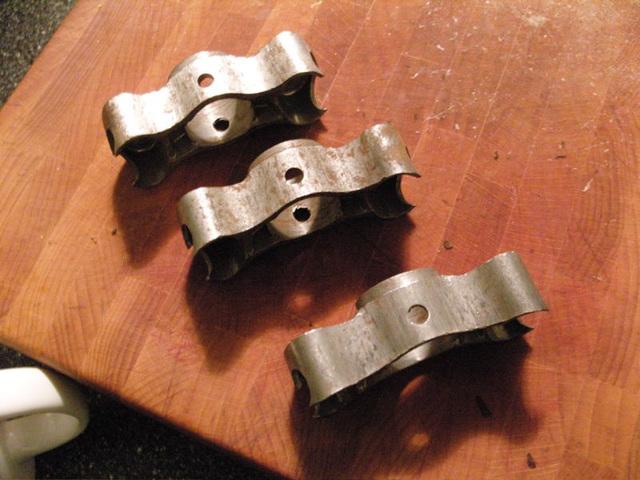 3 Vagner forged fork crowns