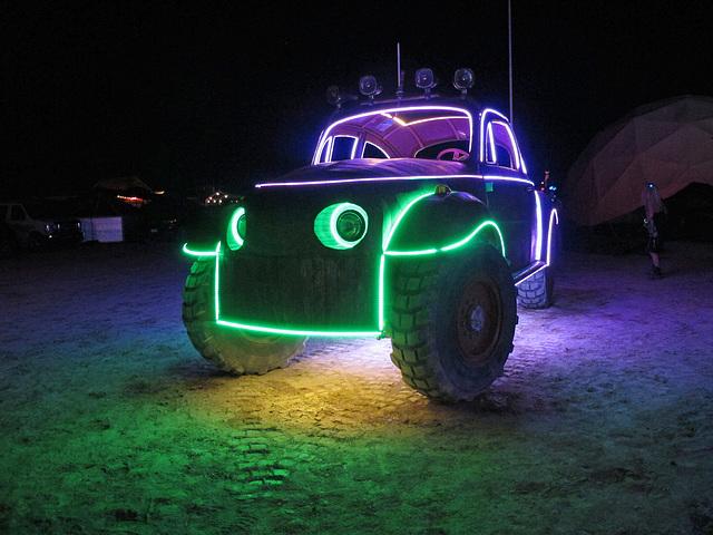 Camp Walter's VW Bug (0359)