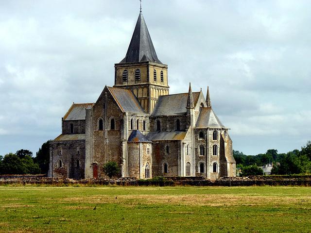 Cerisy-la-Forêt - Abbey Saint-Vigor