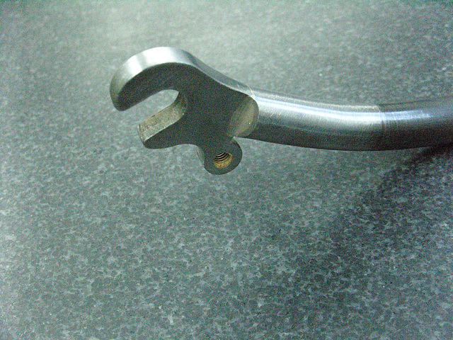 #CT209 Stainless steel dropouts (2009)