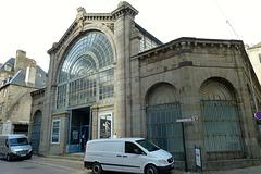 Saint-Malo 2014 – Halle au Blé