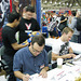 Fred Van Lente, Cary Nord, and the Valiant Crew