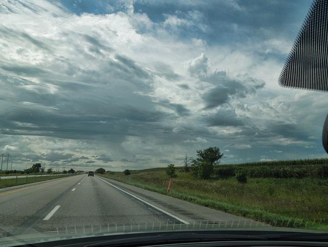 I35, Iowa