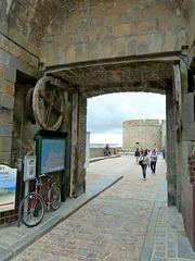 Saint-Malo 2014 – La porte Saint-Thomas