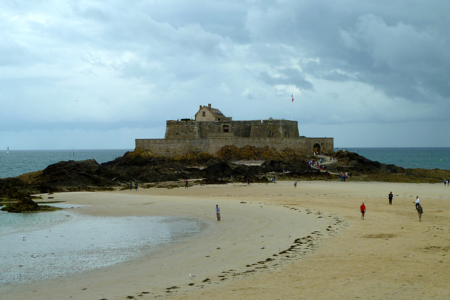 Saint-Malo 2014 – Fort National