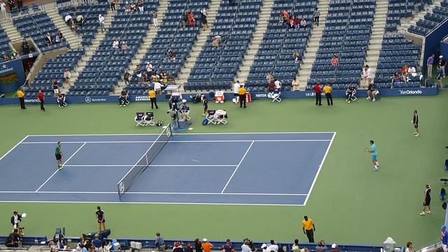 Federer/Granollers