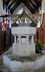 burlingham st. edmund church, norfolk