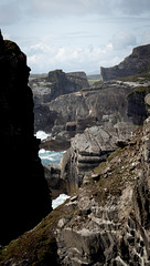 """into the wild""...the very end of Mizen Head"