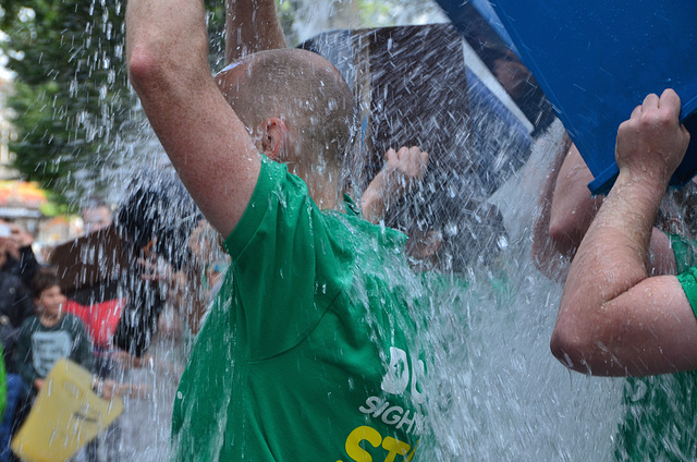 Ice Bucket Challenge, Dublin