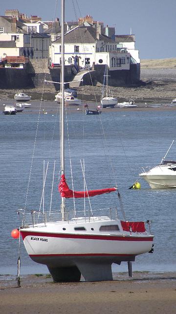Lovely yacht