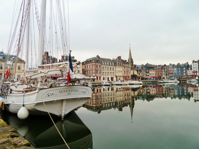 Honfleur Normandy 2-hour drive