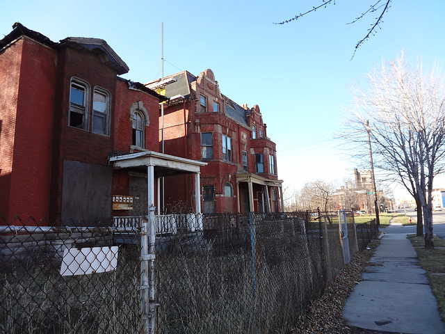 Abandoned Home - Detroit Michigan