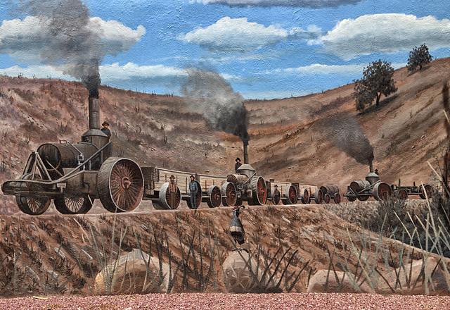 A Doug Quarles Mural