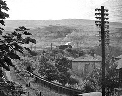 Todmorden West Yorkshire 1st August 1968