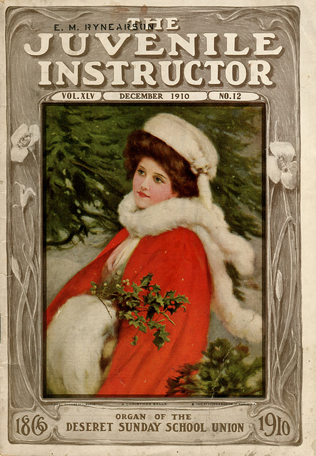 The Juvenile Instructor, December, 1910