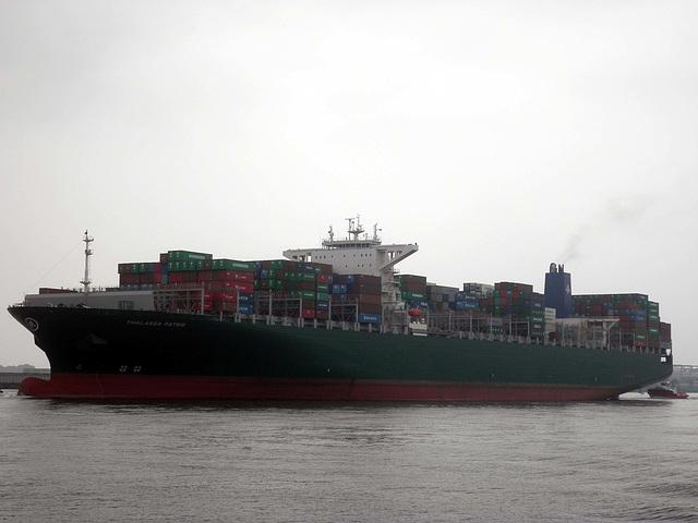 Containerschiff  Thalassa Patris
