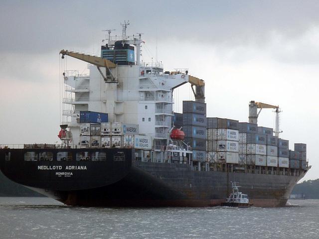 Containerfrachter  Nedlloyd Adriana