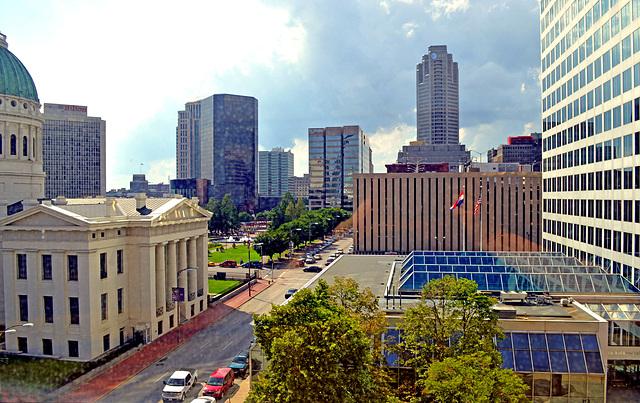 Downtown St. Louis