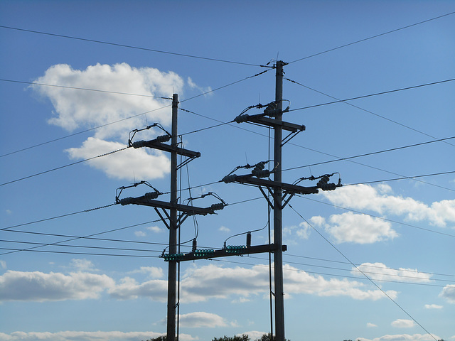 Central Power Electric - Jamestown, ND (rural)