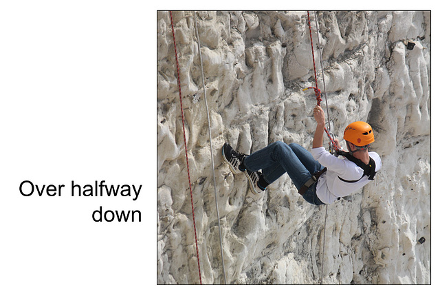 06 Kallum over halfway down