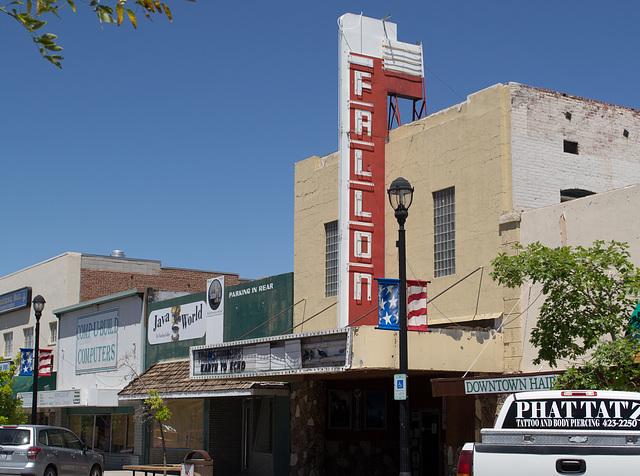 Fallon, NV theater (0148)