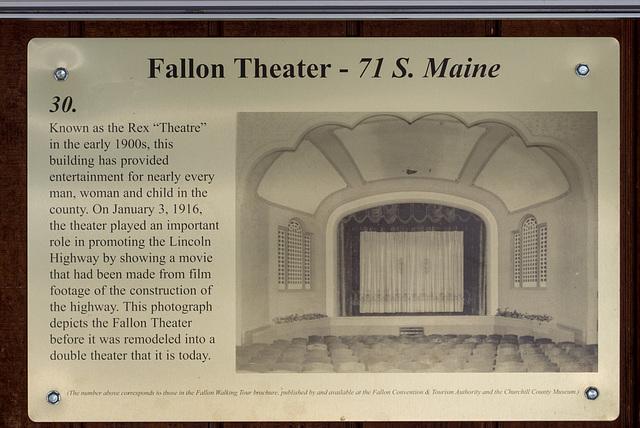Fallon, NV theater (0149)