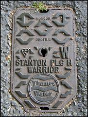 Thames Water Stanton Warrior