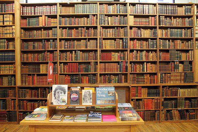 Rare Book Room at The Strand