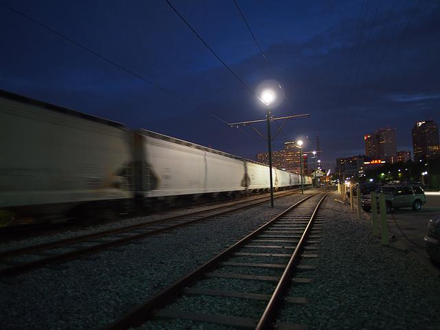 Güternachtzug