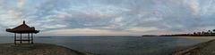 Nusa Dua Beach Panorama