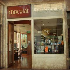 chocolat PATISSERIE