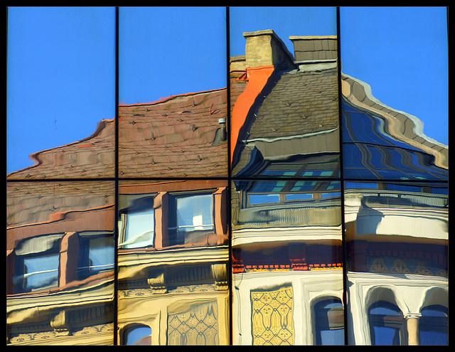 Vienne reflets