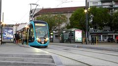 BESANCON: Le Tram Station Flore. 01