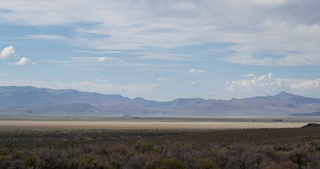 Black Rock Desert, NV Soldiers Meadow Road (0169)