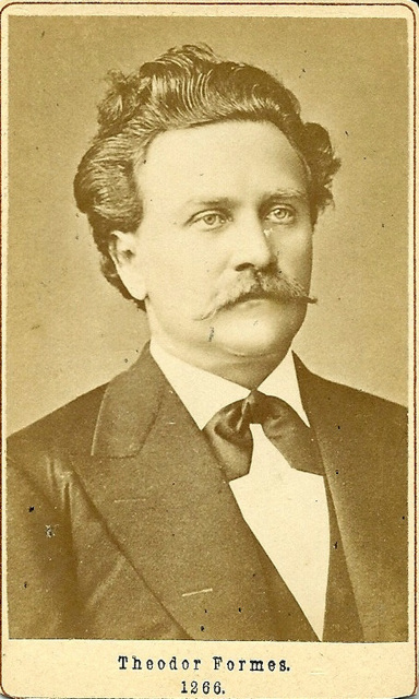 Theodor Formes by Unknown