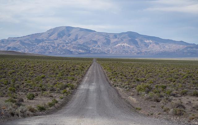 Black Rock Desert, NV Soldiers Meadow Road (0171)